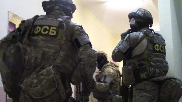 """ФСБ запобігла терактам """"Ісламської держави"""" у Москві"""