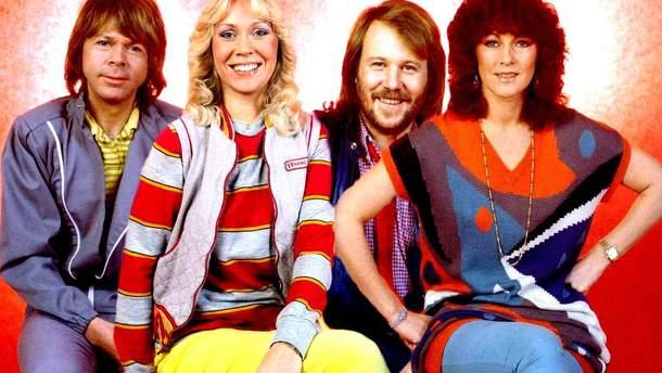 Легендарний гурт ABBA оголосив про возз'єднання через 35 років