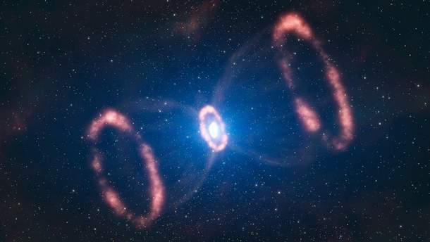 """Телескоп """"Хаббл"""" виявив компаньйона наднової, якому вдалося вижити після вибуху"""