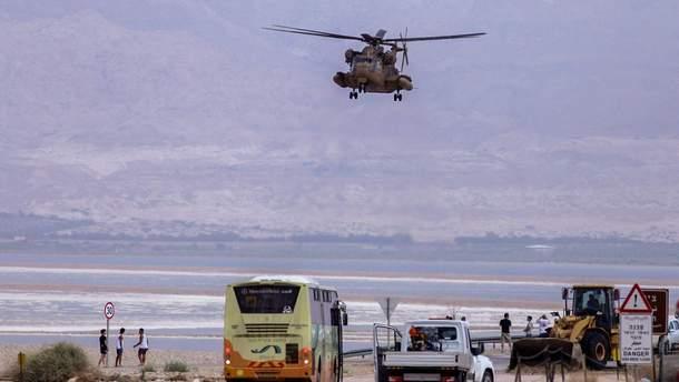 В Израиле расследуют детали трагедии с погибшими в наводнении студентами