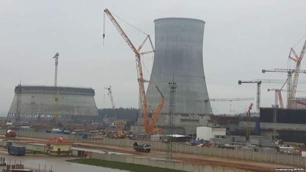 Литва требует от Беларуси объяснений в связи с вероятным пожаром на АЭС