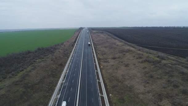 В Укравтодоре отчитались о выполненном ремонте трассы Киев-Одесса