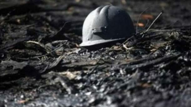 Авария произошла на шахте в Кривом Роге