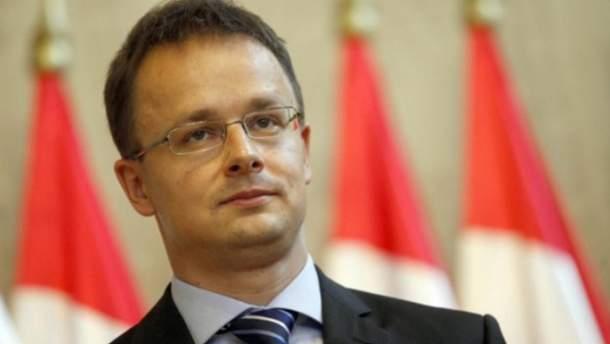 В МИД Венгрии объяснили, от чего зависит проведение заседания Комиссии Украина-НАТО