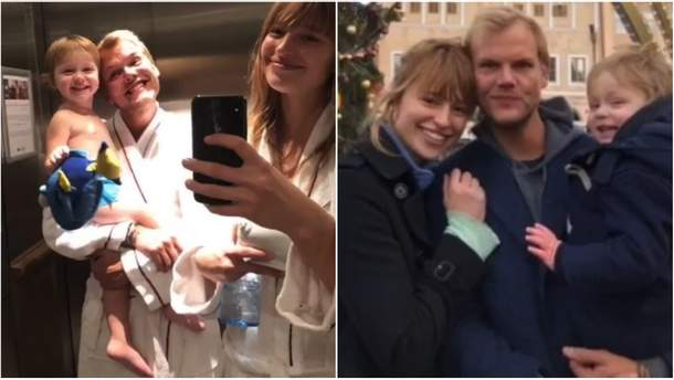 Avicii, Тереза Качерова і Лукас