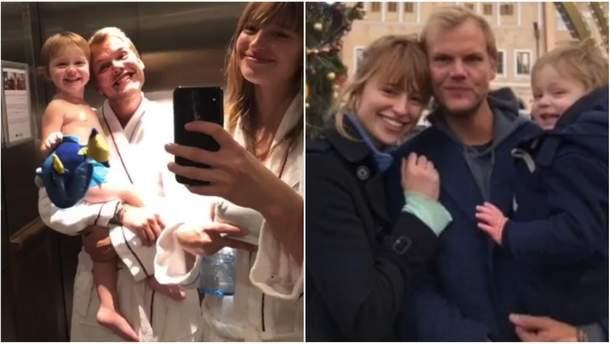 Avicii, Тереза Качерова и Лукас