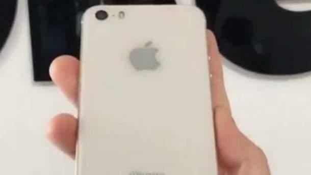 Так может выглядеть iPhone SE2