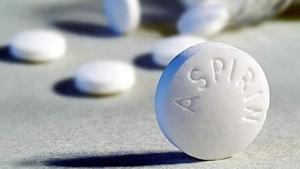 Аспирин под запретом