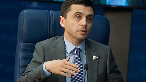 Бальбек розкритикував ідею Чубарова про позбавлення Росії Кримського мосту