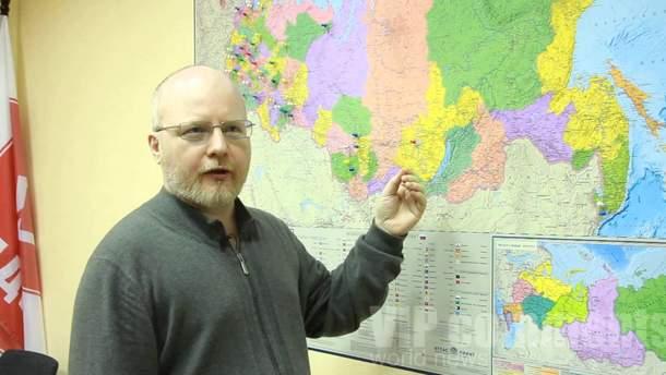 Пропагандист Костянтин Крилов вважає, що усі українці – геї