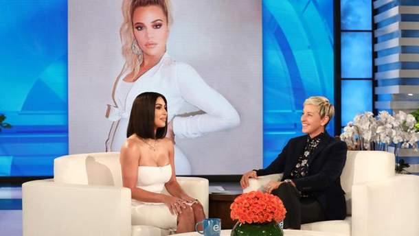 Ким Кардашян рассказала о скандале в семье