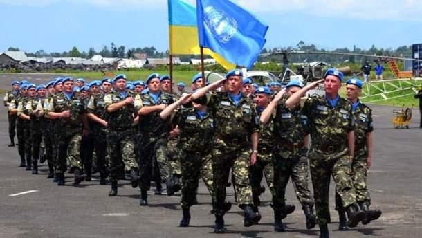 Миротворці не зможуть зайти на Донбас до кінця 2018 року