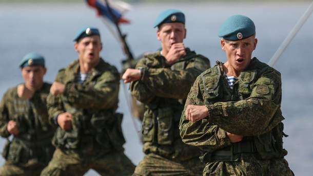 Путін планує ввести на Донбас спецвійська