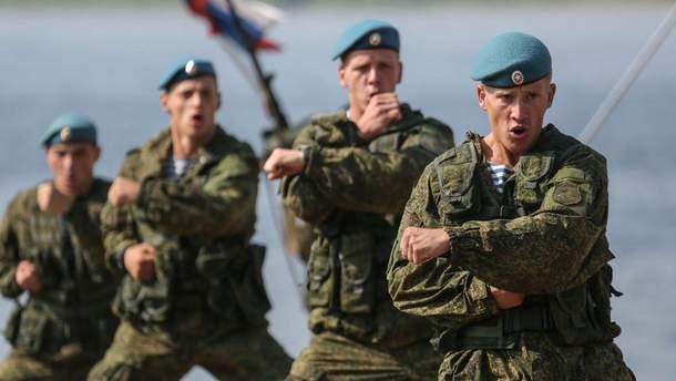 Путин планирует ввести на Донбасс спецвойска