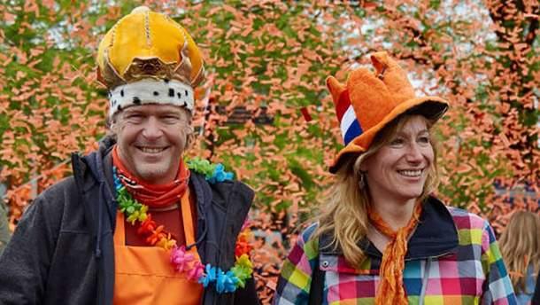 День Короля в Нідерландах