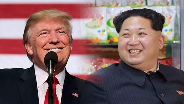 Дональд Трамп визначився з часом і місцем зустрічі з Кім Чен Ином