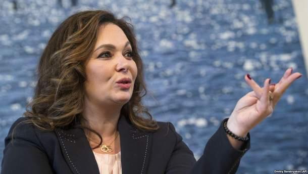 Наталія Весельницька була інформатором Кремля під час президентської кампанії Трампа