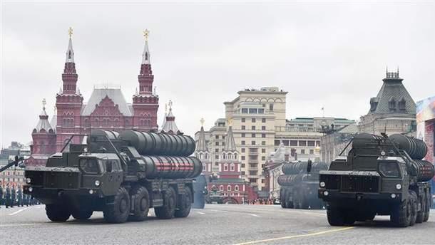 Система ПВО С-400