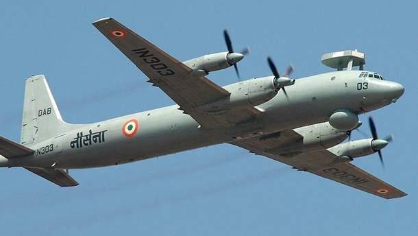 Іл-38 ВПС Індії