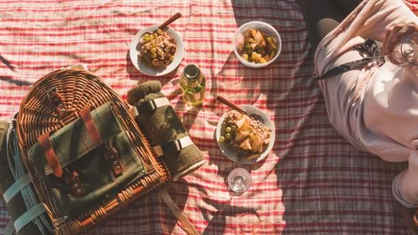 Як не отруїтися на пікніку