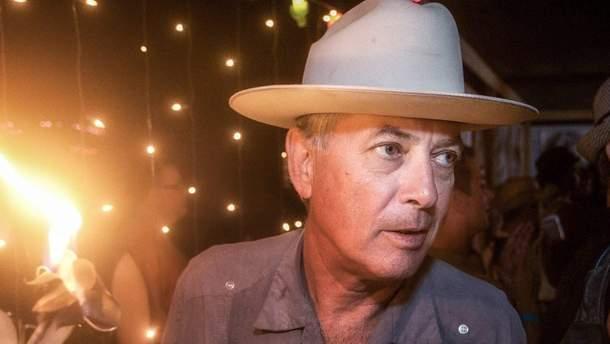 Умер  Ларри Харви – основатель Burning Man