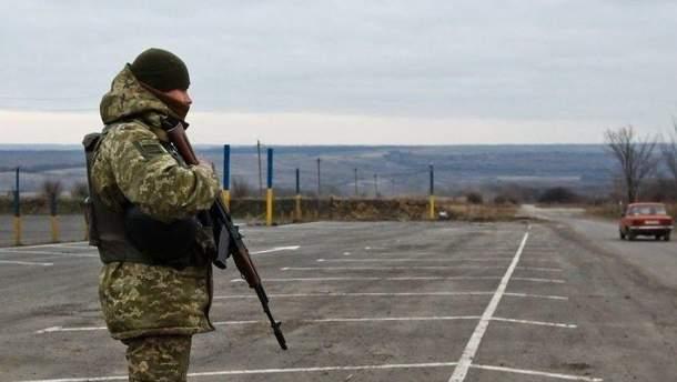 Во время выполнения боевого задания на Донбассе погиб 25-летний Константин Паршенко (иллюстративное фото)