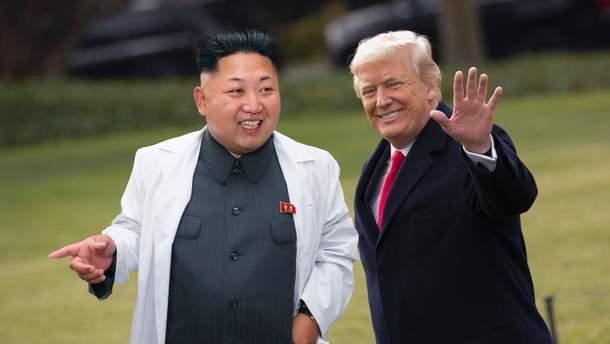 Кім Чен Ин і Дональд Трамп зустрінуться у найближчі 3-4 тижні