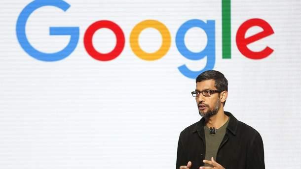 Работники Google зарабатывают на 18% меньше, чем сотрудники Facebook