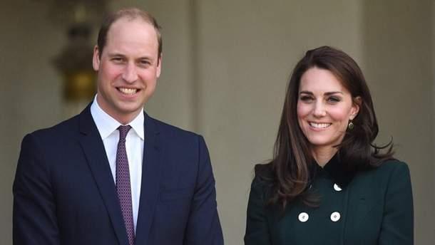 Годовщина свадьбы Кейт Миддлтон и принца Уильяма