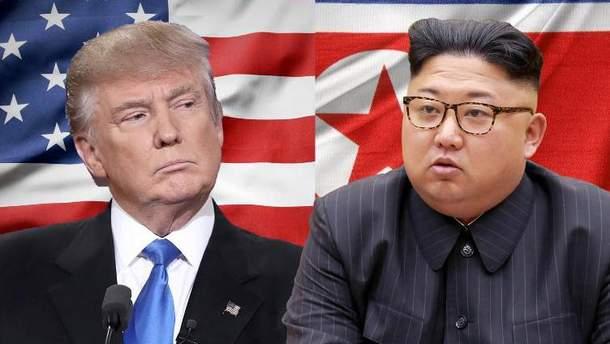 Зустріч Трампа та Кім Чен Ина може пройти в Монголії або Сингапурі