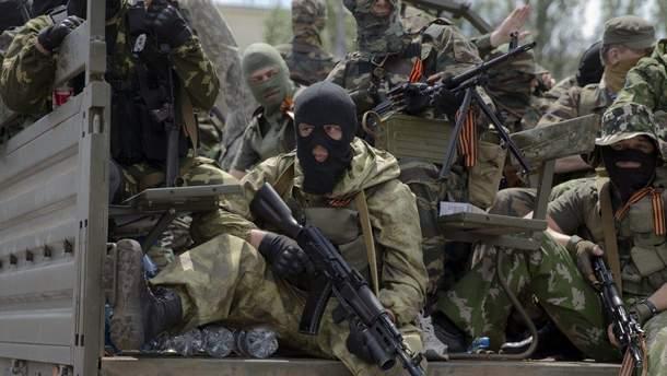 На Донбассе у оккупантов взорвался скрытый арсенал боеприпасов – штаб