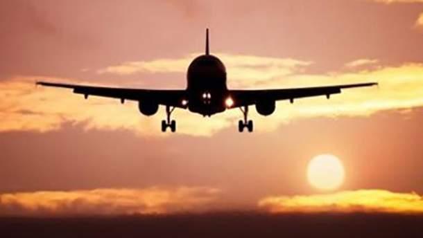 Авария самолета в Ливии