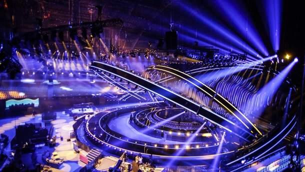 Евровидение-2018: как выглядит главная сцена