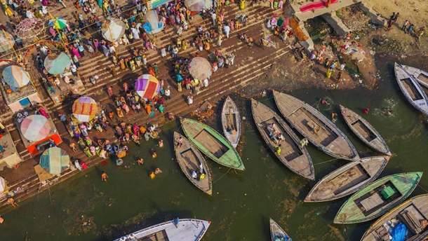 Варанасі, Індія