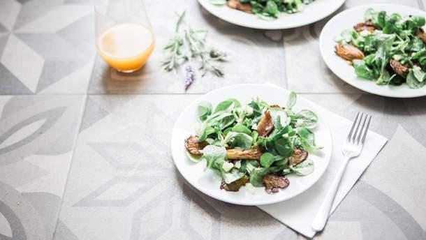 Растительная пища спасает здровья