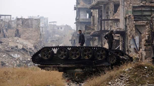 Сирия на седьмой год войны