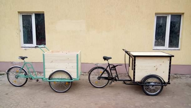 Львовянин создает интересные велосипеды