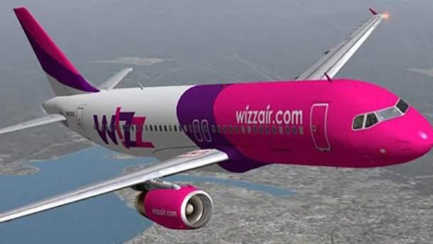 Wizz Air оголосив про зміну рейсу до Франкфурта