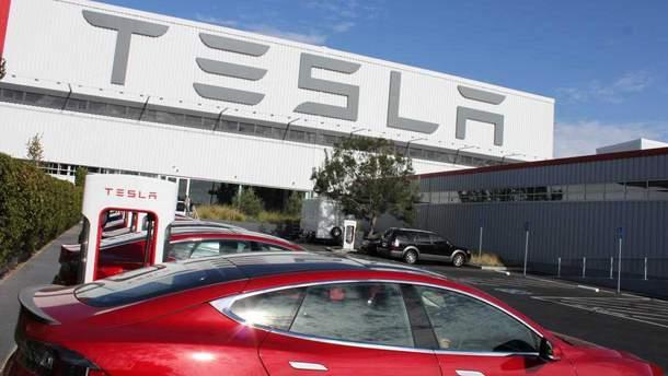 Завод Tesla