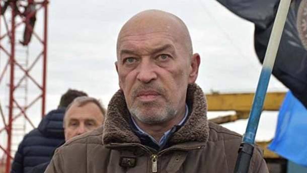 Тука прокоментував ситуацію з миротворцями на Донбасі