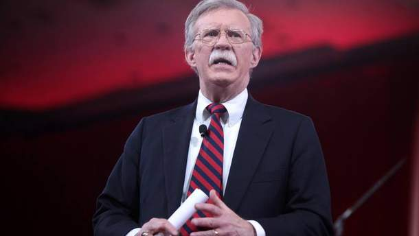 """Болтон заявив, що США розглядають """"лівійську модель"""" для денуклеаризації КНДР"""