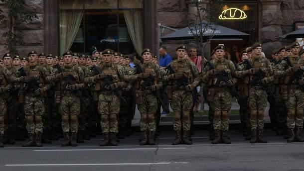 30 апреля на Донбассе официально стартовала Операция Объединенных сил