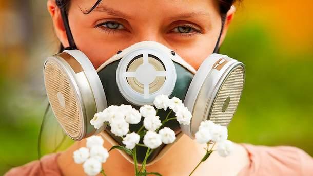 Поліноз – алергія на пилок: симптоми, діагностика та лікування