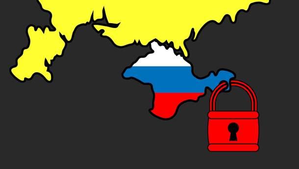 """ЄС планує запровадити санкції проти 5 відповідальних за """"вибори"""" у Криму"""