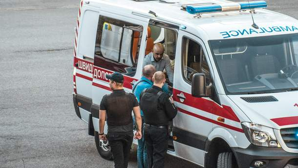 У Києві побили нардепа Мустафу Найєма