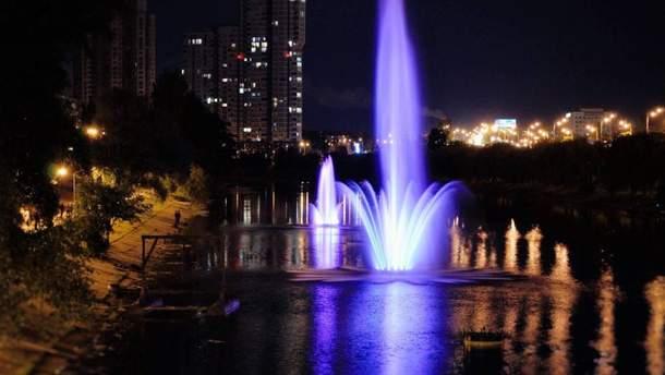 """С 1 мая со столичных фонтанов будет звучать Джамала и """"Океан Эльзы"""""""