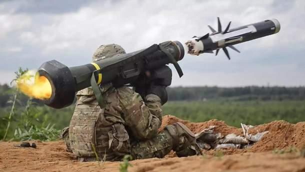 """Чалий впевнений, що """"Джавеліни"""" стануть внеском у відновлення миру в Україні"""