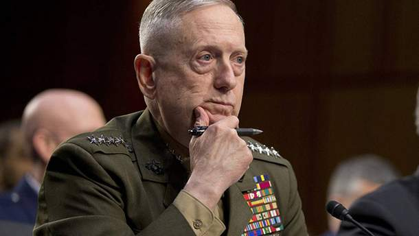 Мэттис рассказал, что США не хотят выводить свои войска из Сирии