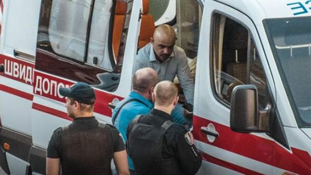 Нападение на Найема: полиция открыла еще одно производство