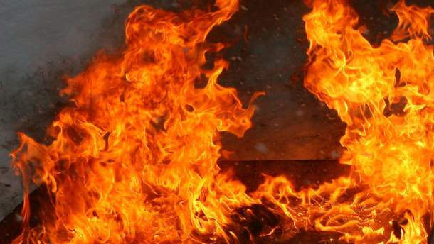 Пожежа у Сан-Паулу